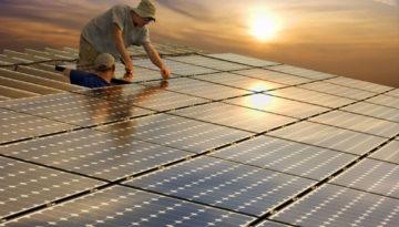 Pose panneaux solaires autoconsommation